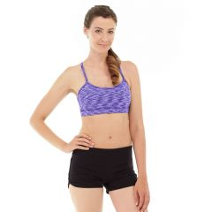 Lucia Cross-Fit Bra -XL-Purple