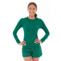 Hera Pullover Hoodie-XL-Green