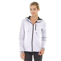 Phoebe Zipper Sweatshirt-XL-White
