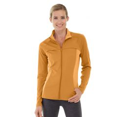 Inez Full Zip Jacket-XL-Orange