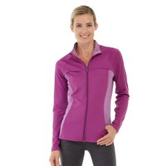 Inez Full Zip Jacket-XL-Purple