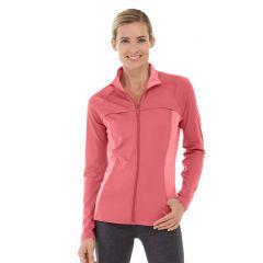 Inez Full Zip Jacket-XL-Red