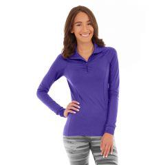 Adrienne Trek Jacket-XL-Purple