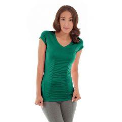 Iris Workout Top-XL-Green