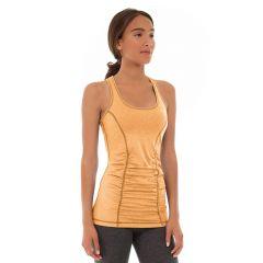 Leah Yoga Top-XL-Orange